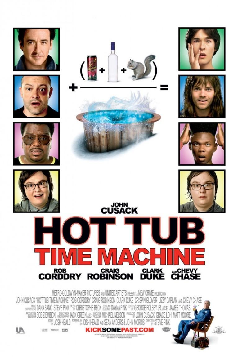 TIMG Hot Tube Time Machine