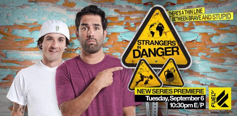 TIMG Strangers in Danger